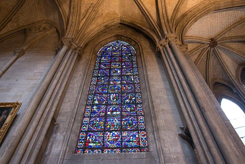 Window decoration | Wikimedia