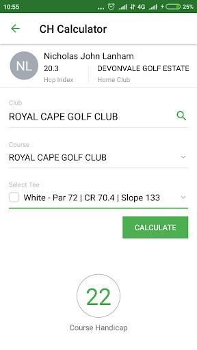 HNA Handicaps 2.0.6 screenshots 7