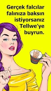 Tellwe – Kahve Falı, Tarot Katina, Gerçek Falcılar 1