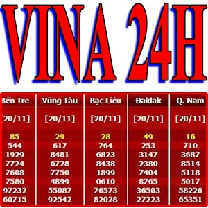 Download Vina24h Lottery APK latest version app for android devices