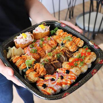 捲捲米Sushi Bar 美式壽司