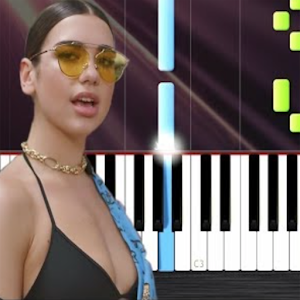 Dua Lipa - New Rules Piano Tiles🎹