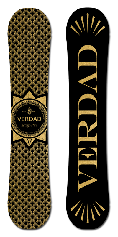 Verdad Snowboards 2017-2018