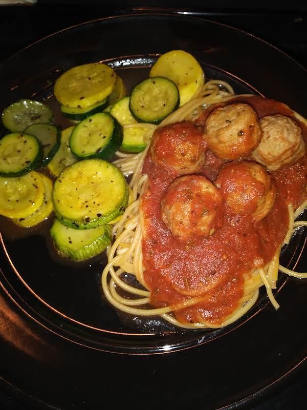 Spaghetti And Meatballs  Part 1 (meatballs)