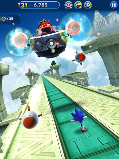 Sonic Dash - Endless Running & Racing Game screenshot 9