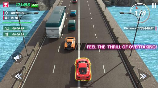 Code Triche Traffic Fever APK MOD (Astuce) screenshots 2