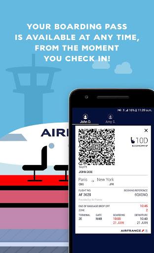 Air France - Airline tickets screenshot 3