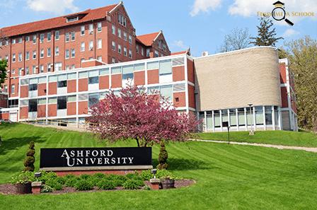 Ashford University Student Portal