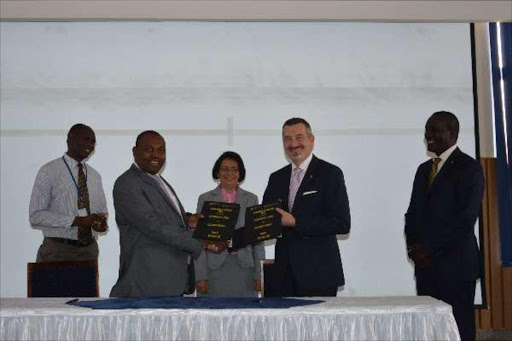 InterContinental and Strathmore partner