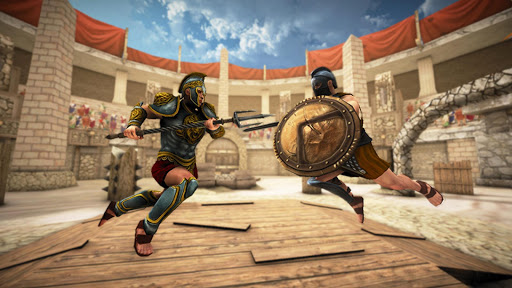 Gladiator Glory apktreat screenshots 2