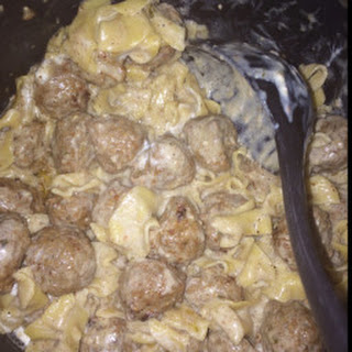 Swedish Meatballs In Your Pressure Cooker