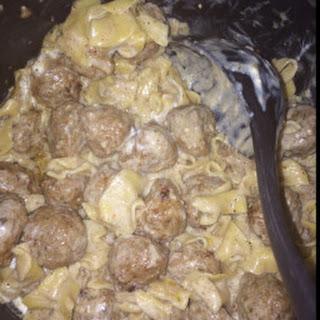Swedish Meatballs In Your Pressure Cooker.