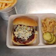 BBQ Bleu Burger