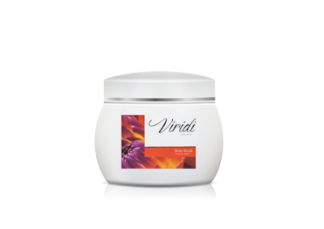 Body scrub touch of orient (Travel size)