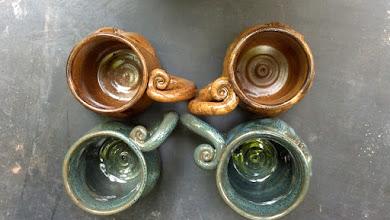 Photo: Mugs 21 detail