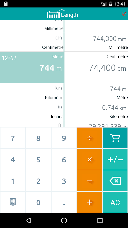 Unit Converter + Currency Free- screenshot