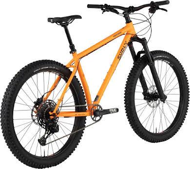 Surly Karate Monkey Front Suspension Mountain Bike - Toxic Tangerine alternate image 1