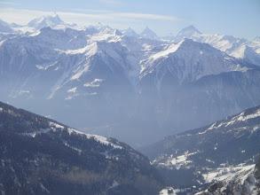 Photo: Alpes valaisannes