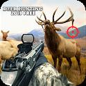 Real Sniper Shooting Animal Hunting icon