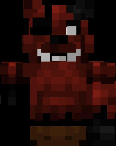 Skins Minecraft Naf Foxy F 2