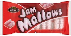 Boland's Jam Mallows Biscuits