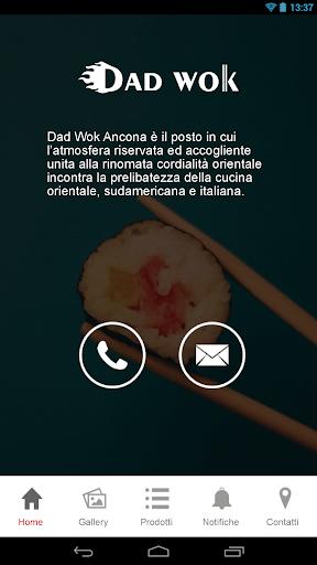 Dad Wok