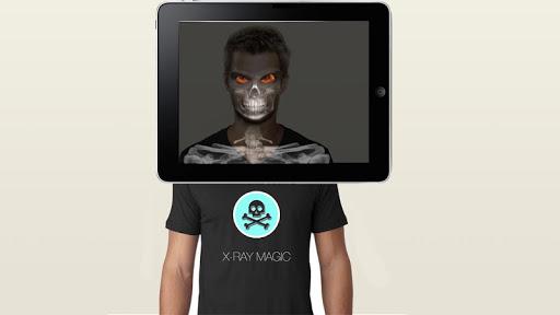 XRay Scan Camera prank screenshot 5