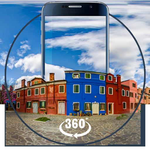 Venice Town 3D Theme&live wallpaper (VR Panoramic)