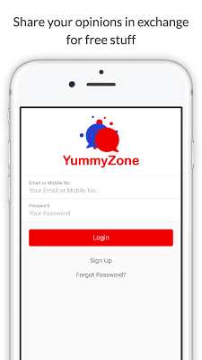 YummyZone - screenshot