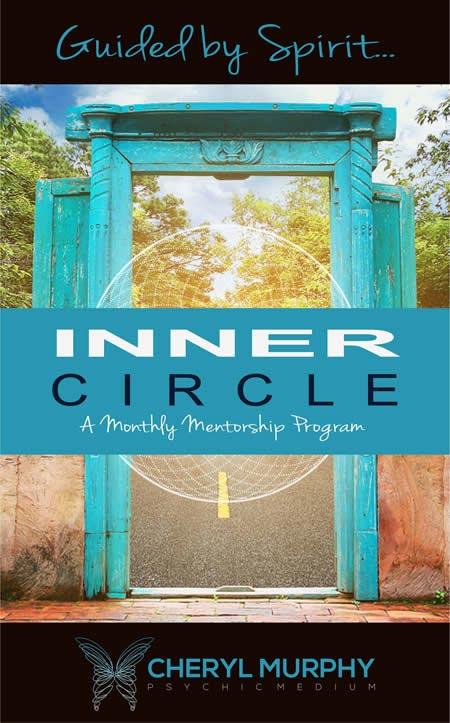 Inner Circle Monthly Mentorship Program