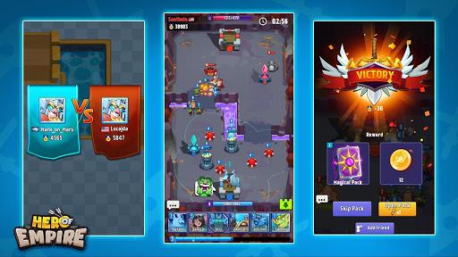Hero of Empire: Clash Kingdoms RTS 1.04.00 screenshots 7