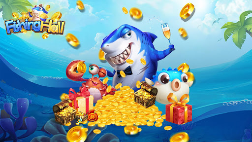 Fishing Hall-Free Slots,Poker,Fishing Saga 1.0.6 screenshots 7