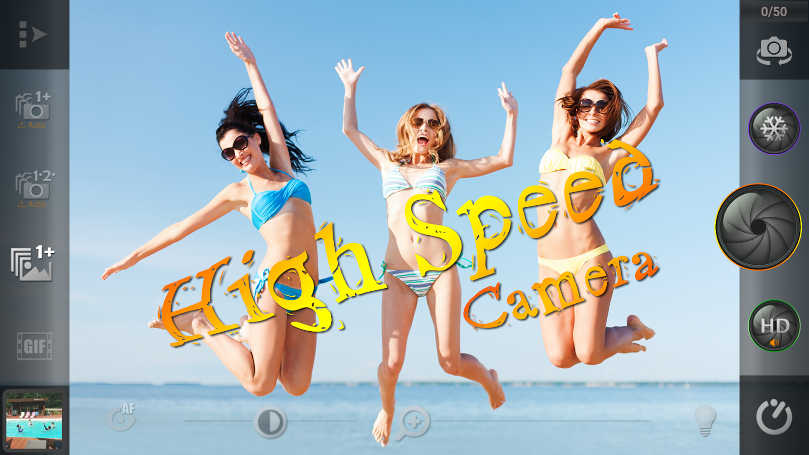 High Speed Camera GIFBurst Apl Android Di Google Play
