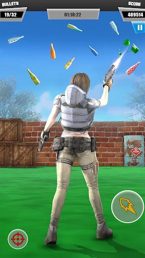 Bottle Shoot 3D Gun Games: Fun Shooting Games Free 1.3 screenshots 11