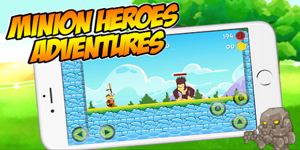 Minion Heroes Adventures - náhled