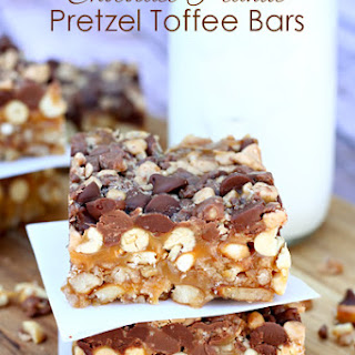 Peanut Toffee Bars Recipes
