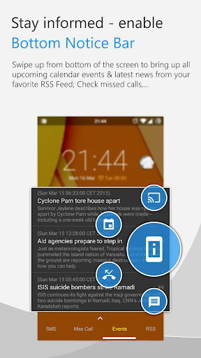 C Locker Free (Widget Locker) screenshot 7