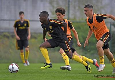 Thierry Lutonda prolonge son contrat avec Anderlecht