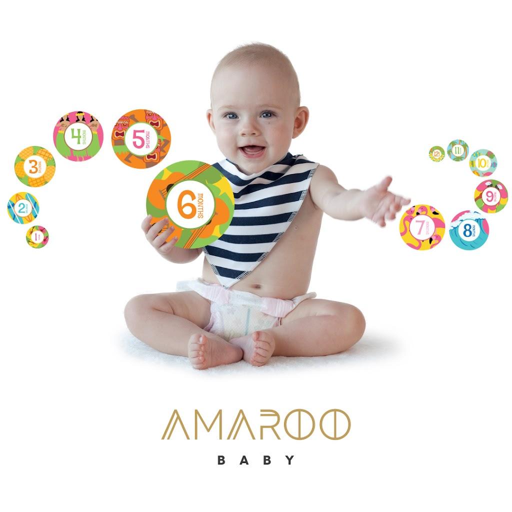 Amaroo Baby | Milestone Stickers