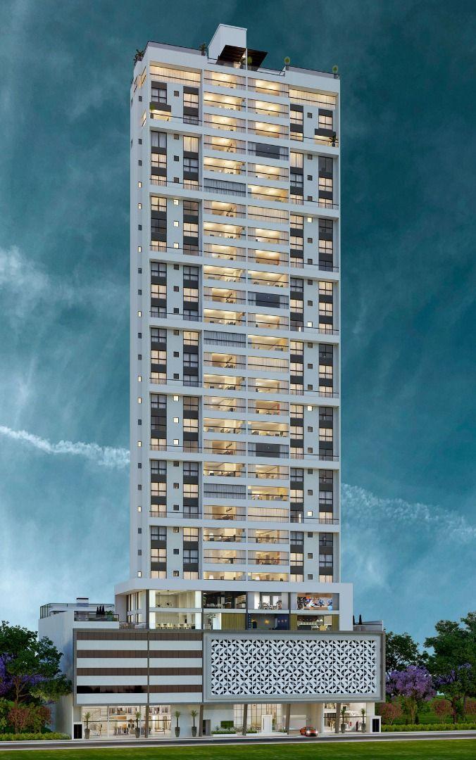 Apartamento no Edifício Collina Di Roma com 4 dormitórios à venda, 176 m² por R$ 2.566.710 – Centro – Balneário Camboriú/SC