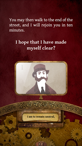 The interactive Adventures of Sherlock Holmes screenshot