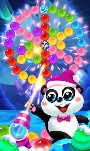 Bubble Pop Panda - screenshot