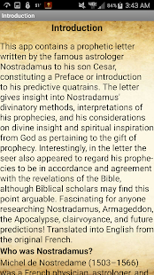 Download Nostradamus: Prophetic Letter to His Son For PC Windows and Mac apk screenshot 4