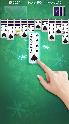 Classic Spider Solitaire-Free Solitaire Card Games 1.7.1 screenshots 1