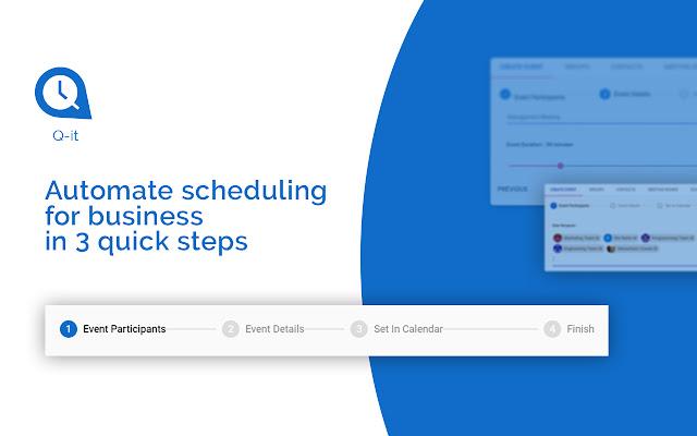 Q-IT Team Scheduler For Outlook Calendar