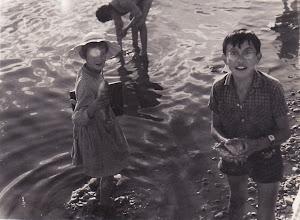 Photo: Les enfants du village