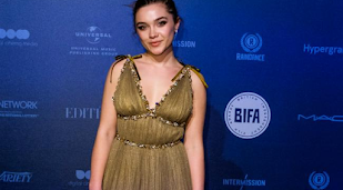 Florence Pugh reveals nudity ban for The Little Drummer Girl