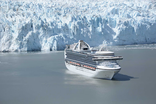 crown-princess-in-glacier-bay.jpg - Crown Princess in Glacier Bay, Alaska.