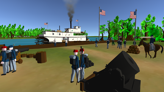 Battle of Vicksburg 2 Screenshot