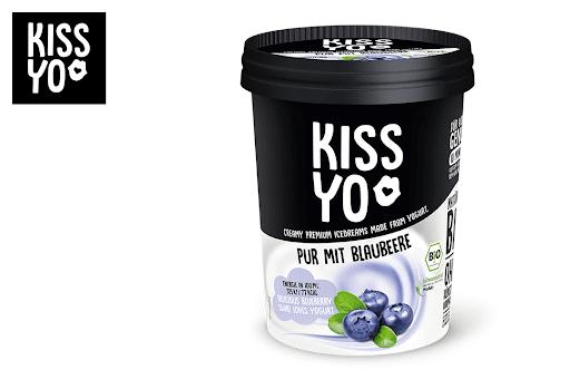 Bild für Cashback-Angebot: KISSYO Pur mit Blaubeere - Kissyo